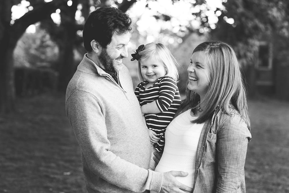 Portland lifestyle maternity photography