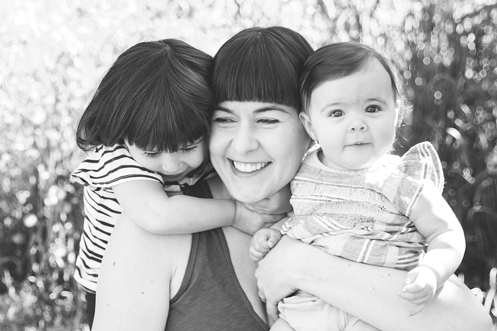 Portland candid family photographer