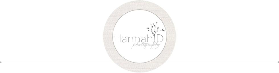 Hannah D Photography logo