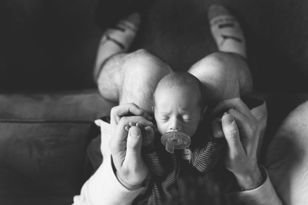 documentary newborn photography Portland Oregon