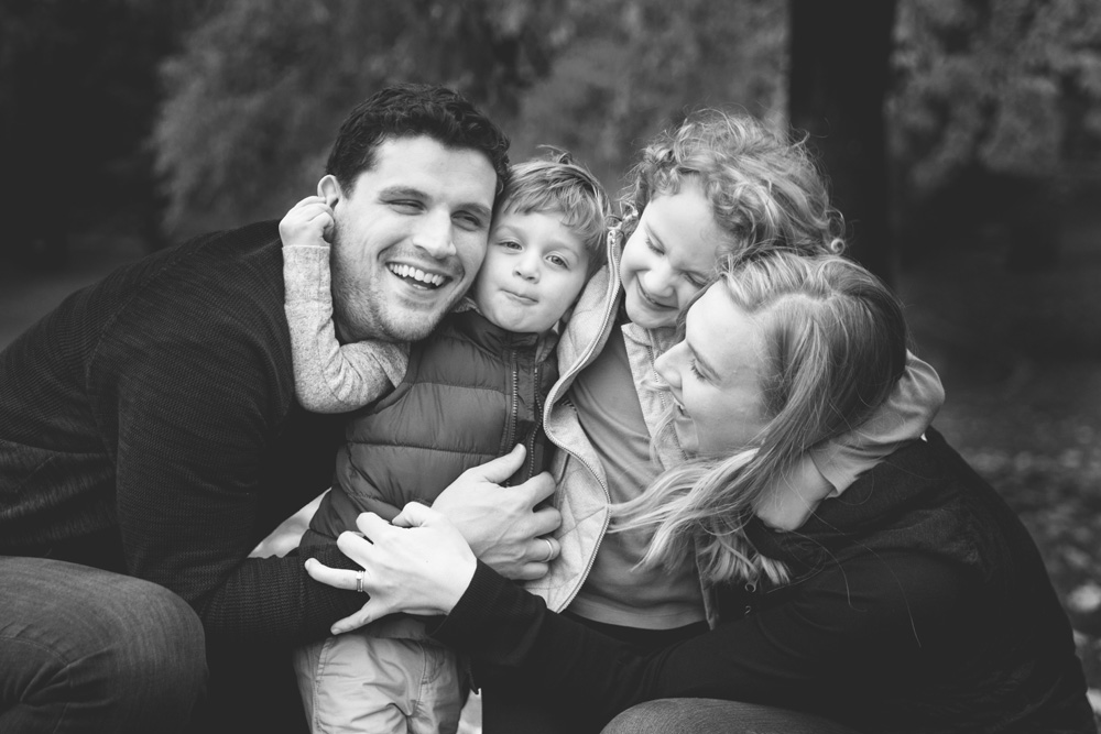 Portland candid family photography