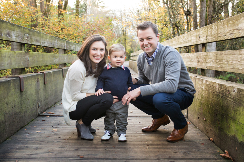 Portland lifestyle family photography